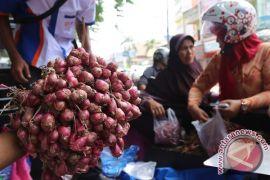 Harga bawang merah melonjak di Lhokseumawe