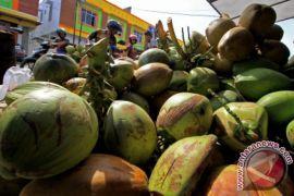Permintaan kelapa tinggi selama Ramdahan di Lhokseumawe