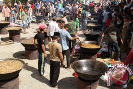 Berbagi Gulai Daging Ramadhan