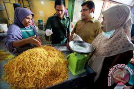 BPOM: mie Aceh bebas formalin