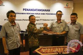 Semen Indonesia-Pelindo kerjasama pengembangan bisnis