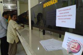 11 persen warga Aceh belum punya KTP-El