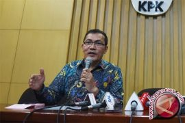 KPK: Berantas korupsi dengan integritas