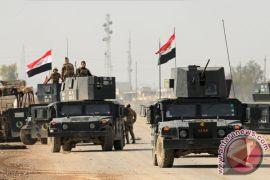 Pasukan Irak rebut lebih banyak wilayah di Mosul Barat