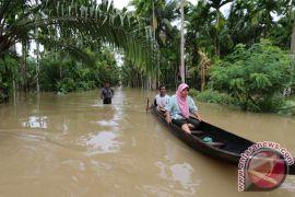 Banjir landa Aceh Barat