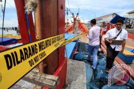 Polisi amankan barang bukti kasus boat bantuan