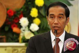Presiden Jokowi tegur petani berkampanye