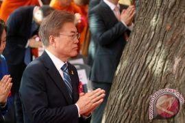 Moon Jae-in awali tugas sebagai presiden baru Korea Selatan