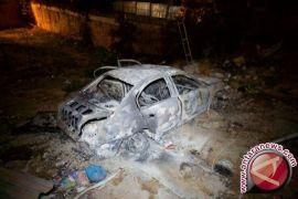 Enam tewas pada bom mobil di tenda pengungsi Suriah