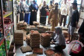 Puluhan pedagang pasar dilatih mitigasi bencana