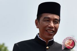 Presiden Jokowi resmikan sejumlah proyek di Aceh