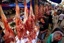 Harga daging di Aceh capai Rp150 ribu/kilogram