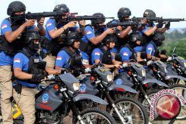 Latihan Polisi STAR Aceh