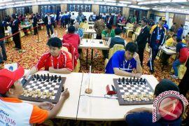 PLN dukung Kejurnas Catur di Aceh