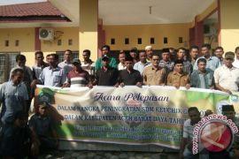 Seluruh Kades di Abdya bimtek ke Yogjakarta
