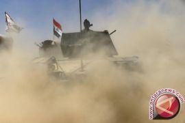 Irak tahan 1.300 perempuan dan anak-anak ISIS