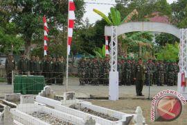 Danrem 012: Perbaiki makam pahlawan yang rusak