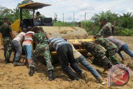 Dandim: TMMD perekat TNI-masyarakat Nagan Raya