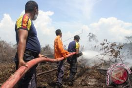 TNI tempatkan anggota di kawasan rawan karhutla