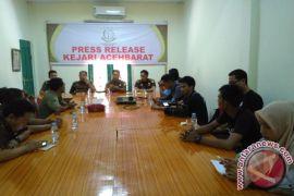 Kejari Aceh Barat kumpulkan PNBP Rp450 juta