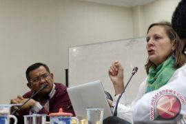 Prof Janet beri kuliah umum di pascasarjana UIN Ar-Raniry