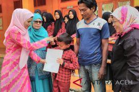 Unicef bantu pembuatan akta kelahiran anak Aceh