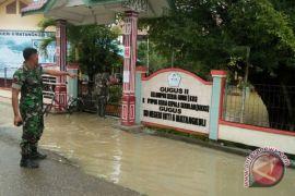 Kodim siaga banjir yang mengancam Aceh Utara