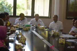 Pemkab Aceh Tamiang serahkan Rancangan Qanun Kampung