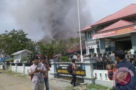 Polisi tetapkan 15 tersangka pembakaran lapas