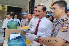 Polisi tangkap penjual sekilo sabu