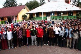 Siswa Aceh Tengah-Bener Meriah simulasi SBMPTN
