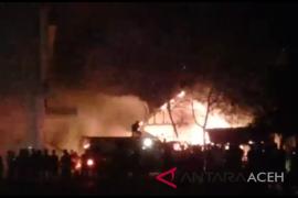 Polisi ungkap kebakaran di kompleks kantor Bupati