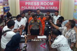 Spesialis pembobol rumah ditangkap di Aceh Utara
