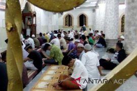 Sejumlah masjid di Singkil gelar shalat gerhana