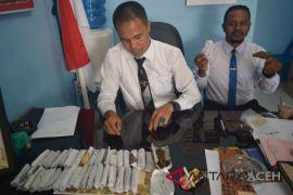 Wanita pengedar ganja ditangkap di Abdya