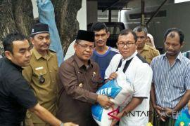 Wali Kota serahkan bantuan korban kebakaran