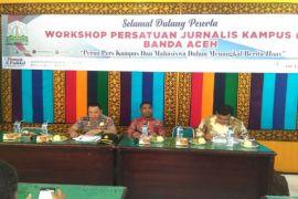 Pemerintah Aceh ajak mahasiswa cegah ''hoax''