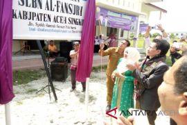 Kepala Dinas Pendidikan Aceh resmikan SLB Singkil