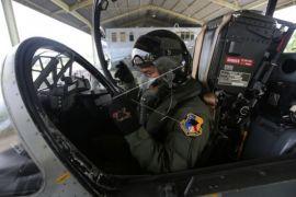 Patroli Pengamanan Wilayah Udara