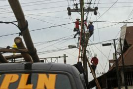 Lima warga Aceh tersengat listrik satu meninggal