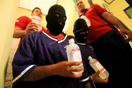 Polisi tangkap perawat curi 2.640 botol infus
