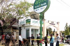 ATM Bank Aceh di Singkil Nyaris dibobol maling