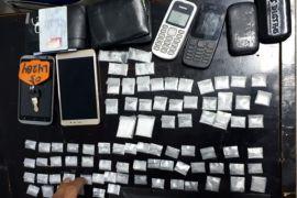 Petugas Bandara SIM amankan mahasiswa bawa narkoba