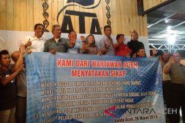 Wartawan Aceh deklarasikan gerakan antihoaks