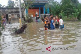 Banjir melanda 17 desa di Nagan Raya