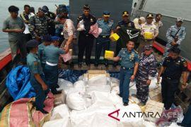 Lanal Lhokseumawe tangkap kapal penyelundup dari Thailand