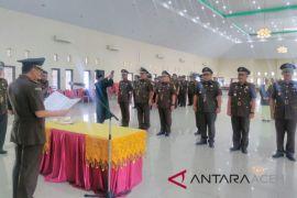 Asintel dan empat Kajari di Aceh diganti