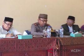 Kapolres Aceh Selatan ajak ulama sukseskan pilkada