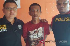 Napi Tanjung Gusta ditangkap di Singkil