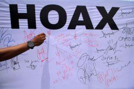 Ribuan pelajar di Lhokseumawe deklarasi anti hoaks